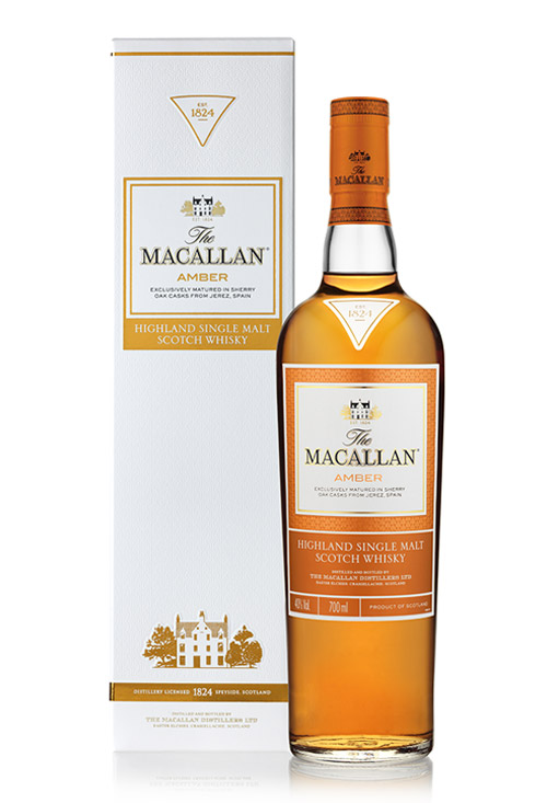 Macallan Amber (1824 Series)