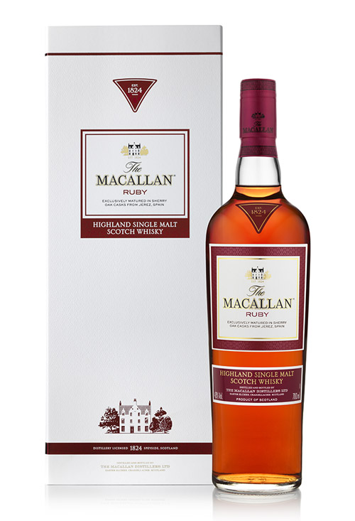 Macallan Ruby (1824 Series)
