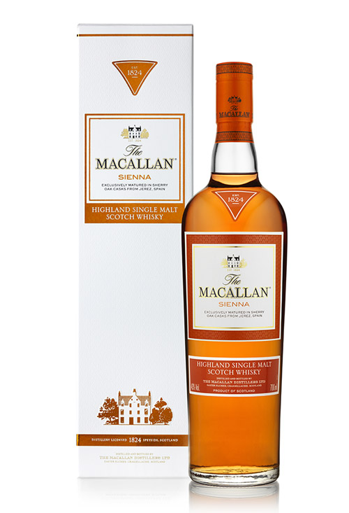 Macallan Sienna (1824 Series)