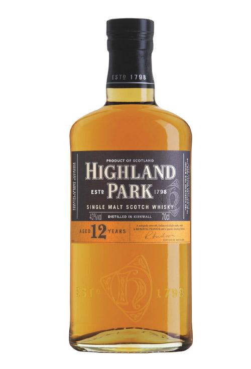 Highland Park 12 Anos