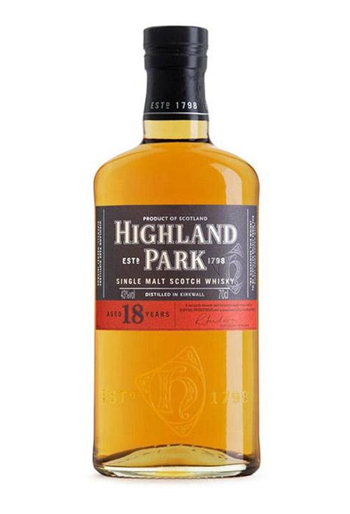 Highland Park  18 Anos