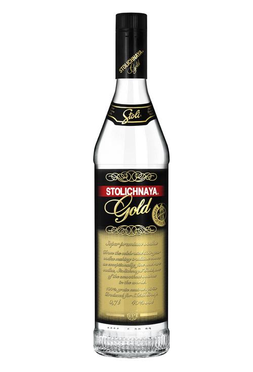 Stoli Gold