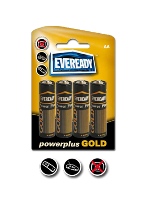 Power Plus Gold